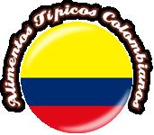 Productos Típicos Colombianos